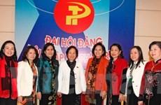 Phụ nữ tích cực đóng góp vào xây dựng đất nước