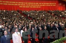 Bế mạc ĐH đại biểu toàn quốc lần thứ XI của Đảng