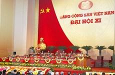 Nghị quyết Đại hội toàn quốc lần thứ XI của Đảng