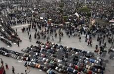 Quân đội Ai Cập tuyên bố ủng hộ ông Mubarak