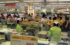 Hàn Quốc: Lạm phát tăng cao nhất trong 27 tháng