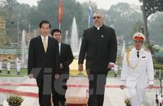 Việt Nam muốn tăng cường hợp tác với Paraguay