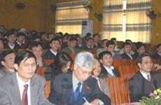 Phó Chủ tịch nước tiếp xúc cử tri của tỉnh Hà Nam