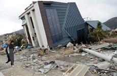 Quốc tế giúp Nhật khắc phục hậu quả động đất