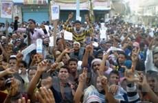 Tổng thống Yemen quyết định giải tán chính phủ