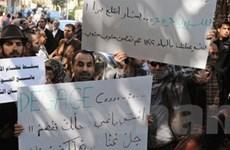 Đụng độ trong các cuộc biểu tình ở Syria, Bahrain