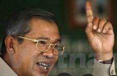 Campuchia muốn đàm phán với Thái ở nước thứ 3