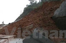 Ít nhất 2 người chết, 5 người bị thương vì sạt lở núi