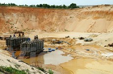 Tư vấn về phát triển công nghiệp titan ở Việt Nam