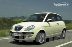 Lancia tiếp nhận đơn đặt hàng đối với mẫu Ypsilon