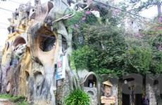 """Khám phá một """"ngôi nhà kỳ dị"""" ở thành phố Đà Lạt"""