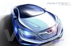 Xe điện Luxgen Neora concept chính thức lộ diện