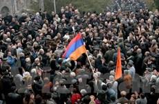 Phe đối lập đòi bầu tổng thống Armenia trước hạn