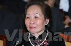 Việt Nam dự Hội nghị thượng đỉnh phụ nữ toàn cầu