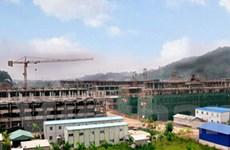 Nhiều công trình lớn ở Lạng Sơn bị chậm tiến độ