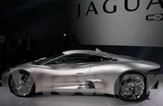 Siêu xe C-X75 của Jaguar được tung ra vào 2013