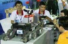 Vòng chung kết Cuộc thi sáng tạo Robot Việt Nam
