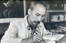 Báo chí Lào đưa đậm nhân kỷ niệm sinh nhật Bác