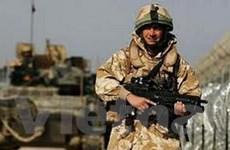 Hải quân Anh kết thúc sứ mệnh huấn luyện ở Iraq