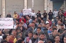 Tiếp tục biểu tình đòi Tổng thống Syria từ chức