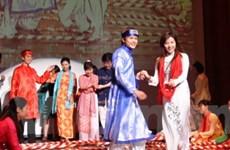 Du học sinh quảng bá hình ảnh Việt Nam tại Nhật