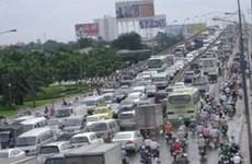 Cấm xe nặng hơn 25 tấn lưu thông qua cầu Sài Gòn