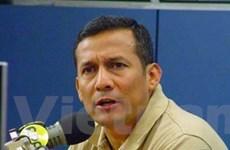 Peru công bố kết quả bầu cử tổng thống vòng hai