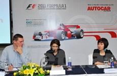 Autocar Vietnam độc quyền đưa tin giải F1 Singapore