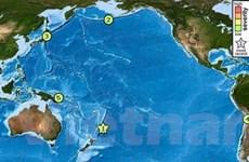 Hủy cảnh báo sóng thần tại New Zealand và Tonga