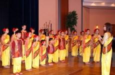 Dàn hợp xướng thiếu nhi Việt giành 3 giải ở Đức