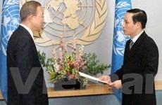 Tổng Thư ký LHQ đánh giá cao thành tựu của Việt Nam