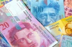 Thụy Sĩ can thiệp để kiềm chế đồng franc tăng giá