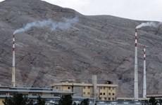 Đại diện IAEA thanh sát các cơ sở hạt nhân Iran