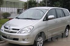Tặng bảo hiểm vật chất cho khách mua xe Innova