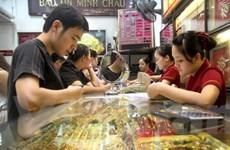 Giá vàng bất ngờ tăng trở lại mốc 47,5 triệu đồng