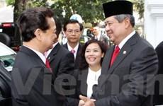 VN-Indonesia hướng tới quan hệ đối tác chiến lược
