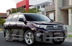 Toyota không sản xuất xe SUV Kluger tại Australia