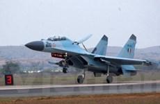 Không quân và lục quân Ấn Độ phối hợp tập trận