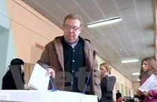 Quốc tế công nhận tính hợp pháp của bầu cử Nga