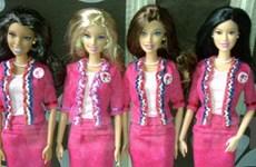 Búp bê Barbie chạy đua vào ghế Tổng thống Mỹ
