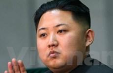 Ông Kim Jong Un được bầu là Bí thư thứ nhất WPK