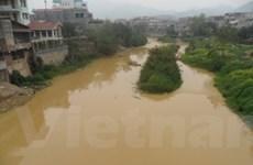 Sông Hiến xanh trong trở lại sau nhiều năm ô nhiễm