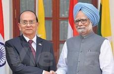 """Myanmar là cầu nối để """"hướng Đông"""" của Ấn Độ"""