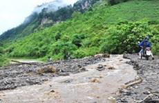 Tuyên Quang bị thiệt hại nặng do mưa lũ bất thường