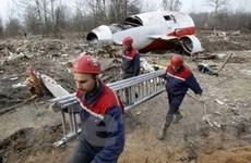 Khởi tố một quan chức vì vụ máy bay Ba Lan rơi