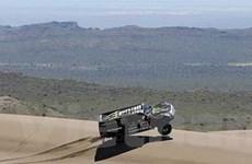 Honda quay lại giải đua đường trường Dakar Rally