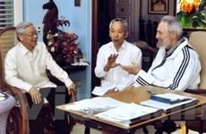 VN nhất quán đoàn kết, hợp tác toàn diện với Cuba
