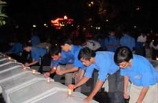 Nhiều hoạt động tri ân các liệt sỹ tại tỉnh Quảng Trị