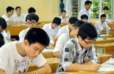 Thí sinh cả nước bước vào kỳ thi đại học khối B, C, D