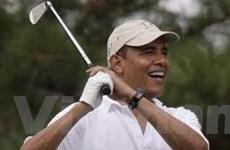 Kỳ nghỉ hè buồn của Tổng thống Mỹ Barack Obama